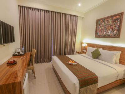Photo for Superior Room, Within Minutes Ride to Jimbaran Beach