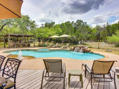 Photo for Dog-friendly property w/shared pool, hot tubs & outdoor kitchen!