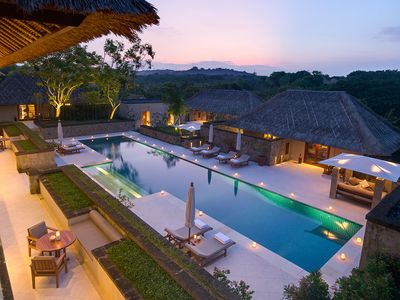Photo for Amanusa Luxury 4 Bedroom Resort Near Beach, Nusa Dua