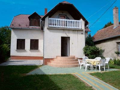 Photo for 4BR House Vacation Rental in Badacsonytomaj, Balaton