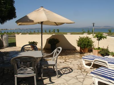 Photo for Villa 91m2 100m from the beach and view of the pond