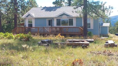 Photo for Blue Moose Cabin - Conveniently Located Just West Of Pagosa Springs