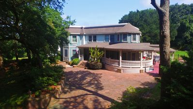 Photo for Sleeps 18, Elevator, Pool & Hot Tub, Large Gameroom, Bar Room, in Duck, OBX