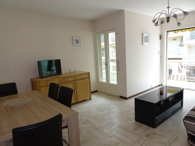 Photo for 2 comfortable rooms in the heart of Juan les Pins and 200m from the beaches