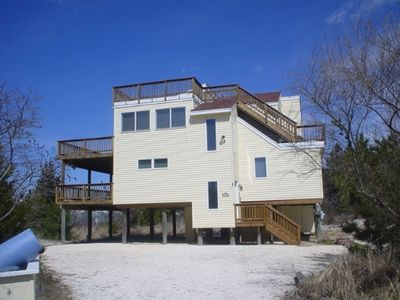 Photo for 4BR Beach Home With Spectacular Bay Views And Large Heated Pool