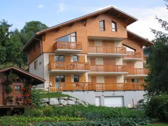 Photo for Duplex apartment for 8 people, ideal location with panoramic view and close to the ski slopes