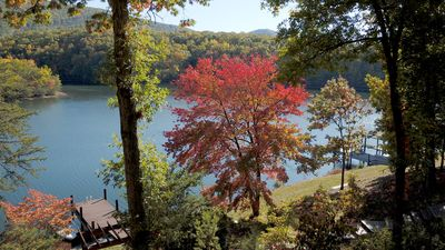 Photo for Cabin 1 at Silver Bay View Cottages on Smith Mountain Lake