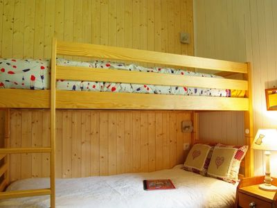 Photo for Apartment Le Bois du Bouchet in Chamonix - 4 persons, 2 bedrooms