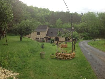 Photo for 80m2 in a quiet old mill - 3kms from Les Eyzies - 20mn Lascaux and Sarlat