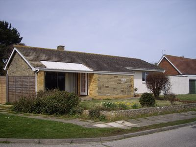 Photo for Quirky, spacious, detached bungalow, Broadband