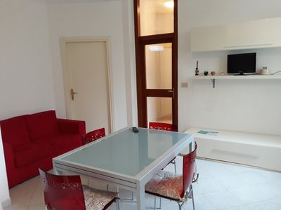Photo for Apartment a few steps from the seafront of Viareggio