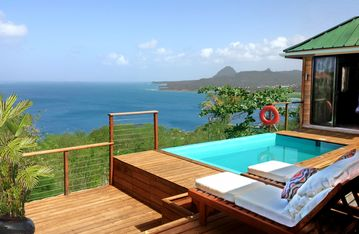 Villa Pierre: Your Private CHEF, Your Private POOL, Your Private SUNSETS...WOW!!