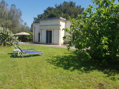 Photo for The garden of Salento - Lecce - Holiday Home