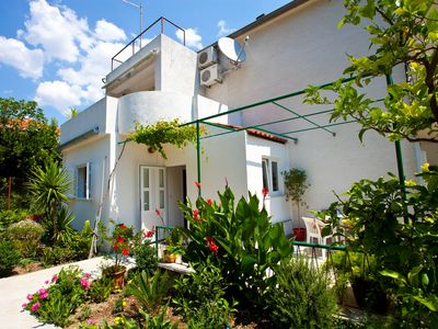 Photo for Holiday apartment with air conditioning and garden in a quiet location