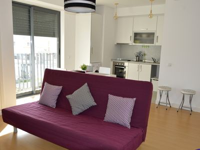 Photo for Modern one bedroom apartment near the marina and center of Lagos