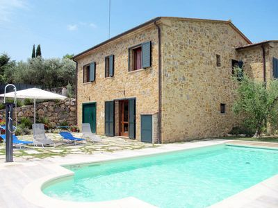 Photo for Vacation home Casa Cavernoso  in Colle Val d Elsa, Siena and surroundings - 8 persons, 3 bedrooms