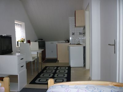 Photo for Cozy apartment (22 sqm) in the annex with free WiFi