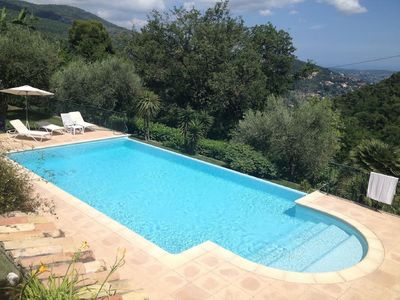 Photo for rental with pool for 4 people in Cabris