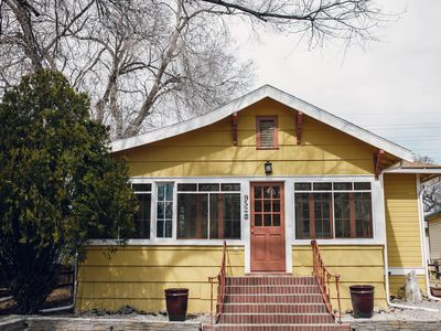 Photo for Two Bedroom Cottage Downtown