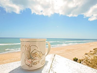 Photo for Seas this day and every day while staying at our beachfront condo!  Pleasure Island offers your family activities that capture life's treasured moments!