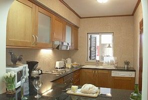 Photo for Ground floor apartment & garden, air conditioning & U.K. TV & Free Internet