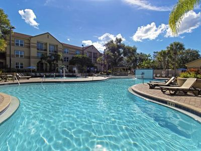 Photo for NEW - Orlando Palm Tree Paradise 2 Bedroom