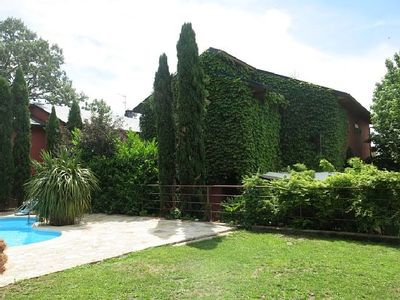 Photo for Self catering Chalet Piscina Privada for 9 people