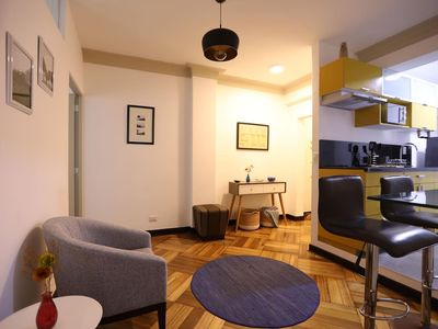 Photo for Cozy Apt. in the heart of Miraflores