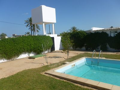 Photo for A stylish range of high villa, refined in the city center midoun