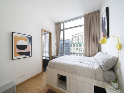 Photo for This Co-living ensuite at The Inspira by Flat Monthly