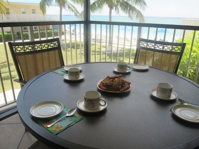 Photo for BREATH TAKING OCEANVIEW 2 BR 2 STORY ON 7 MILE BEACH AT CAYMAN REEF RESORT #41