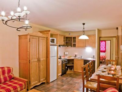 Photo for The Balconies of La Rosiere **** - 6 Rooms 10/12 People