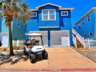 Photo for Village Walk 14: *Free Golf Cart, Gated, HEATED Pool, Close to Beach, Pets