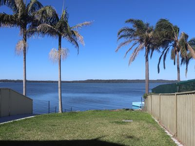 Photo for 'Lil Haven' A peaceful 3 Bedroom Waterfront Duplex 1hr from Sydney