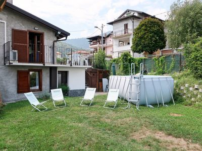 Photo for Vacation home Casa Giardino Vista Lago (DMA369) in Domaso - 8 persons, 3 bedrooms