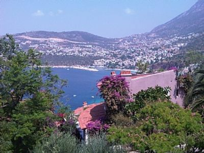 Photo for Spacious Deluxe Villa with Stunning Views of Kalkan Bay and Harbour (FREE WiFi)