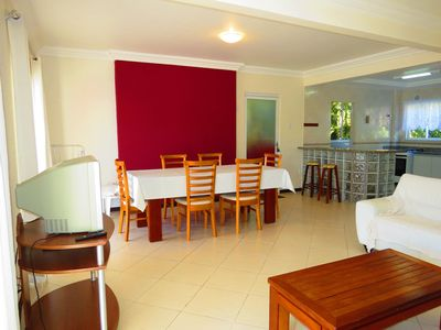 Photo for Cód 124 Apartment with 3 bedrooms and 2 suites in Bombinhas Beach!
