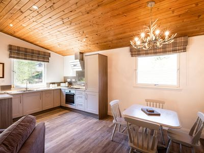 Photo for Deerstalker chalet - One Bedroom Chalet, Sleeps 1
