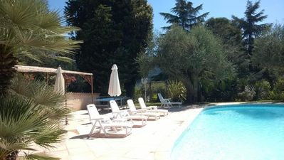 Photo for 4BR House Vacation Rental in CARROS, Alpes Maritimes