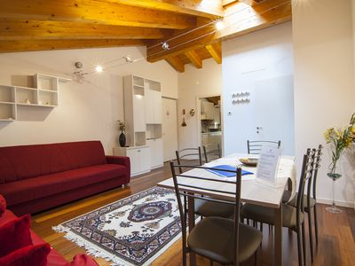 Photo for Dimora San Zeno 8 - Bright and spacious apartment with 6 sleeps