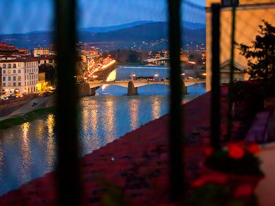 Photo for RIVER VIEW FLORENCE APARTMENT