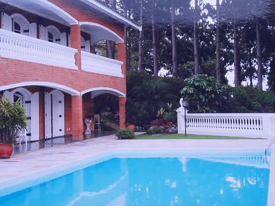 Photo for Country House in Vinhedo SP in Residential Condominium Vale da Santa Fé [WI-FI]