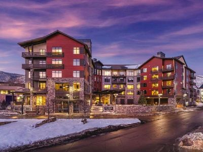 Photo for Retreat to this 3 bedroom suite in the Rocky Mountains!