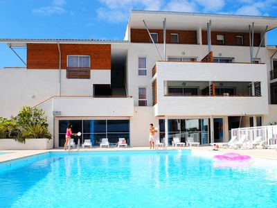Photo for Apartment Les Terrasses de l'Océan  in Moliets - Plage, Aquitaine - 6 persons, 2 bedrooms