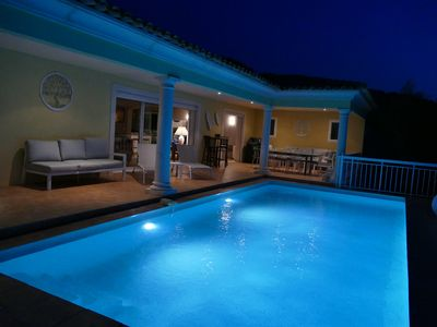 Photo for Very nice villa 10 minutes walk from Nartelle beach