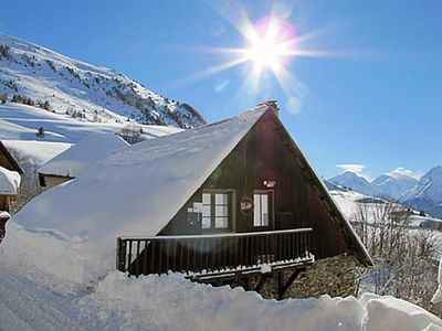 Photo for Chalet L' Aurelie, Alpe D'Huez Ski Domaine for great Skiing and cycling holidays
