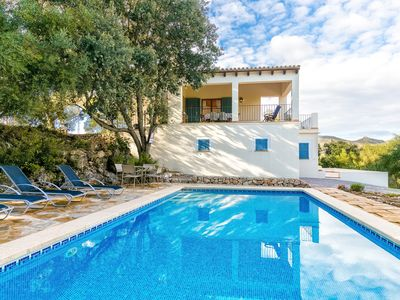 Photo for Finca Can Venturo (011102) - Country house for 6 people in Capdepera