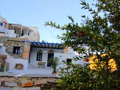 Photo for Tinos traditional rural house in an authentic village