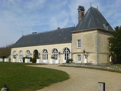 Photo for The Orangery, Chateau de la Trousse