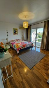 Large apartment with SEA / PAPEETE view